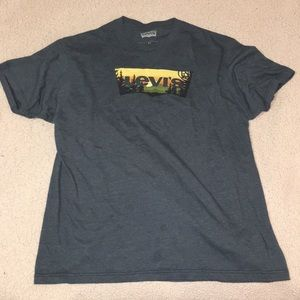 LEVI's Dark Gray T Shirt Size XL